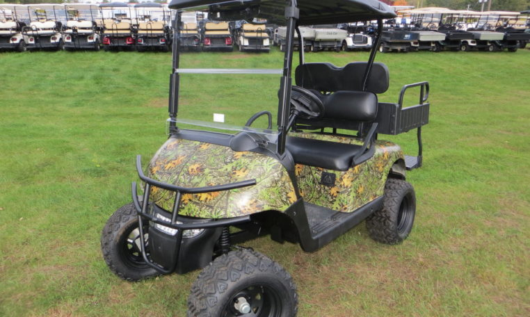 2014 EZ-GO RXV-Custom Camo-Electric