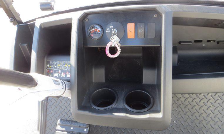2018 Cushman Hauler 1200X-Gas