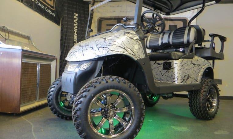 Custom EZ GO RXV Electric