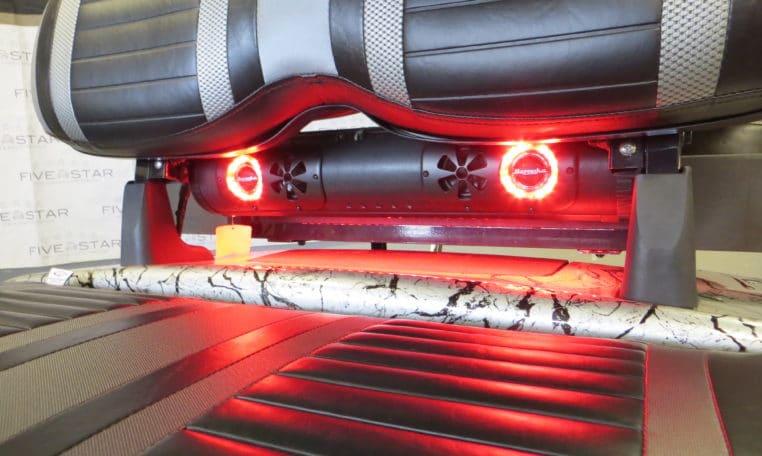 Custom EZ GO RXV Electric9