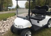 New 2019 Bright White EZGO RXV Freedom Elite Electric