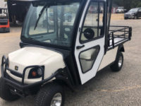 2020 Cushman Shuttle 2-Gas